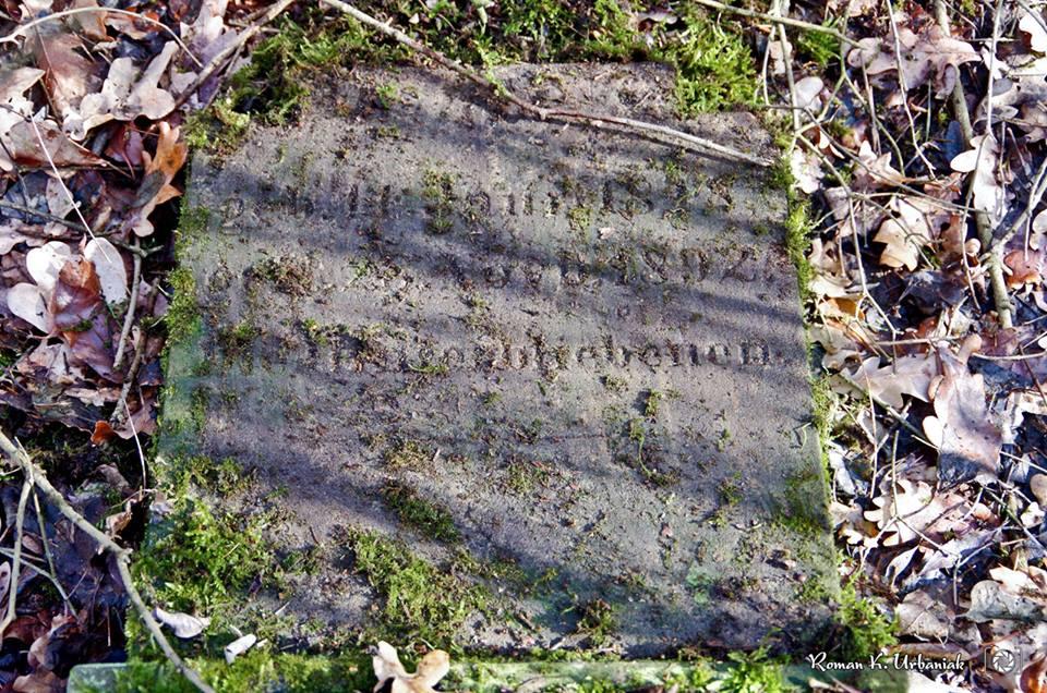 Cmentarz ewangelicki w Dobrej Nadziei (2)