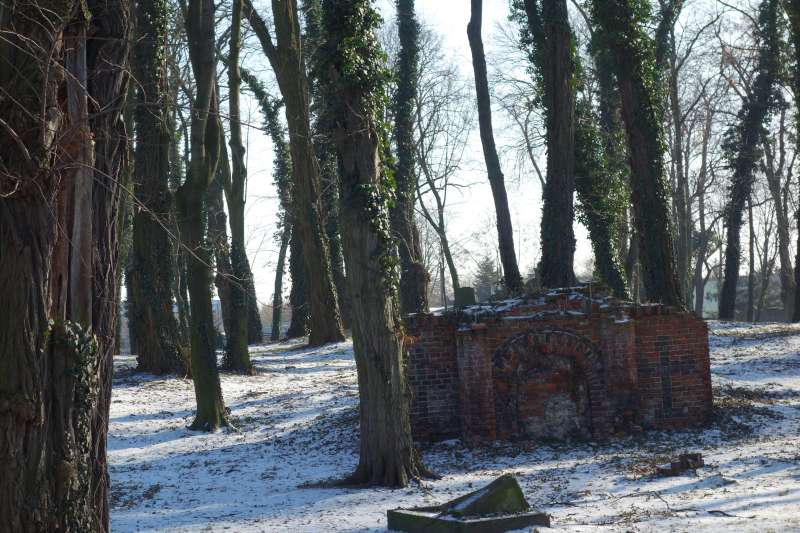 Cmentarz ewangelicki w Pleszewie