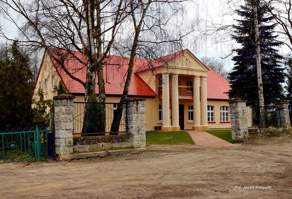 Pałac w Sośnicy