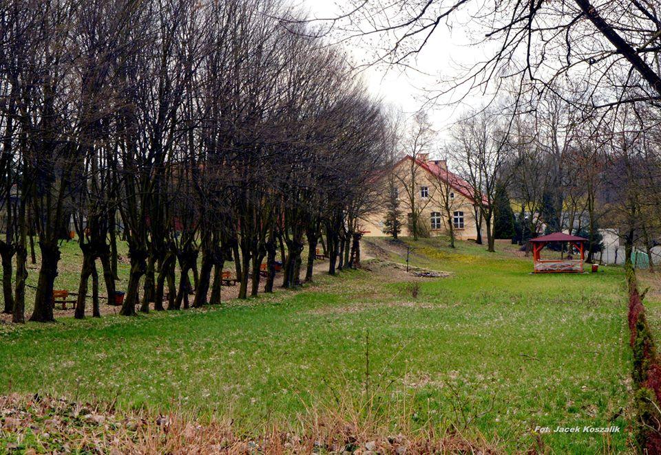 Park w Sośnicy