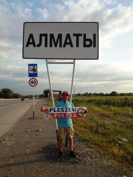 Z Prokopowa do Kazachstanu