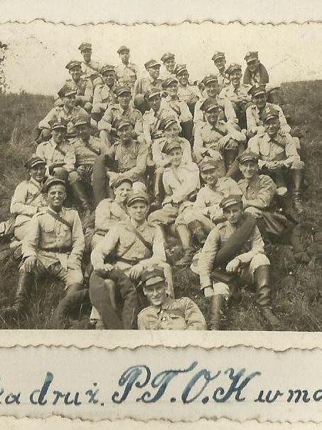 Żołnierz Września z Ostroroga