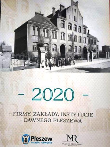 Pleszewski kalendarz na 2020 rok cz. I