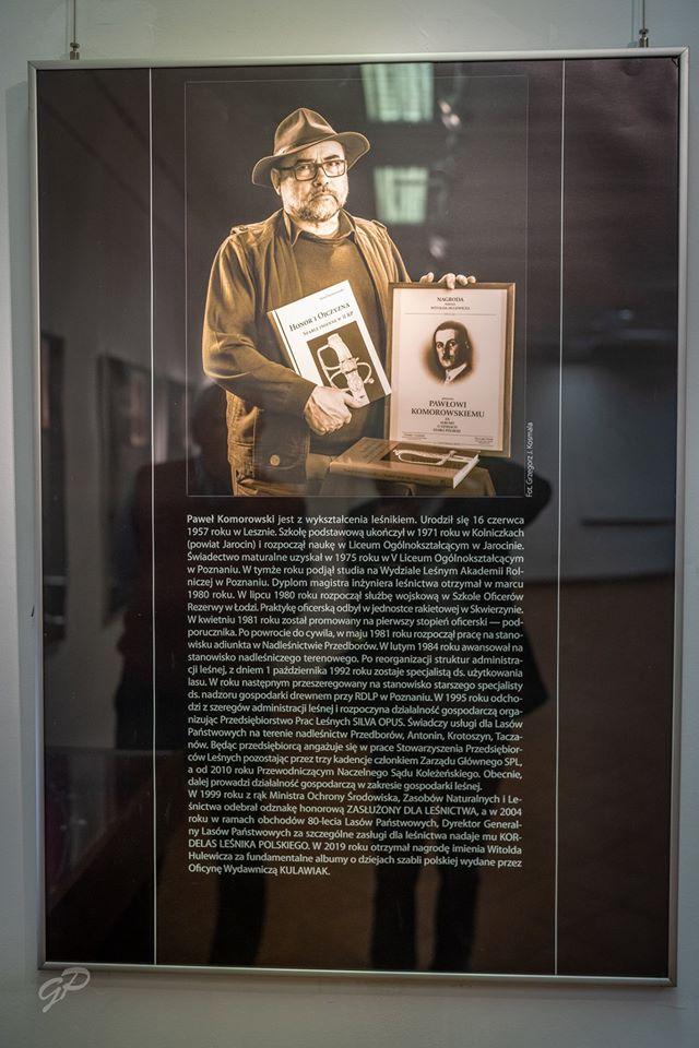 Muzeum pełne szabel polskich generałów