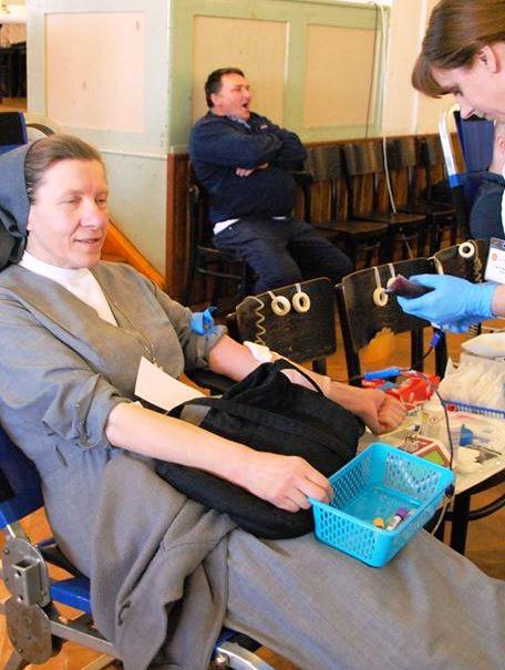 Krwiodawców w PPL nie brakuje