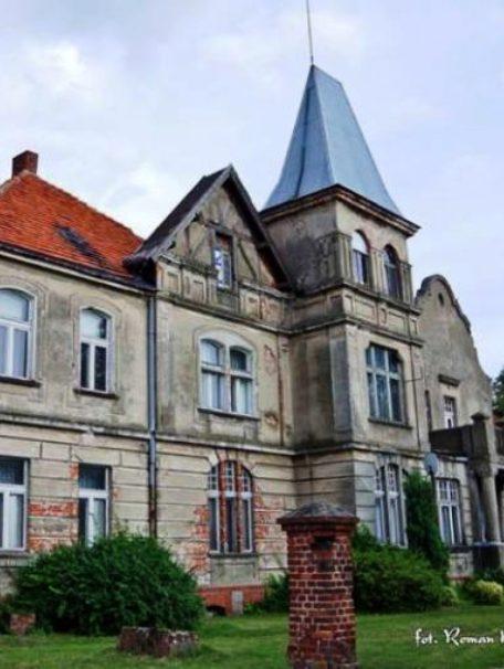 Pałac w Skrzypni trzeci raz do wzięcia
