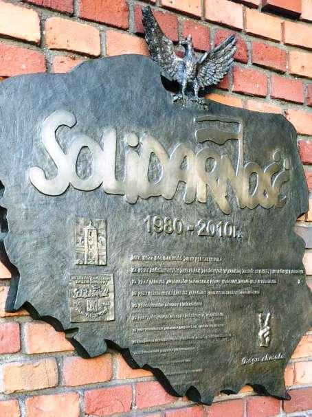 40 -lecie Solidarności w Pleszewie