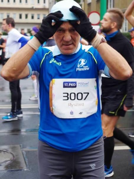 Wirtualny półmaraton w czasie pandemii