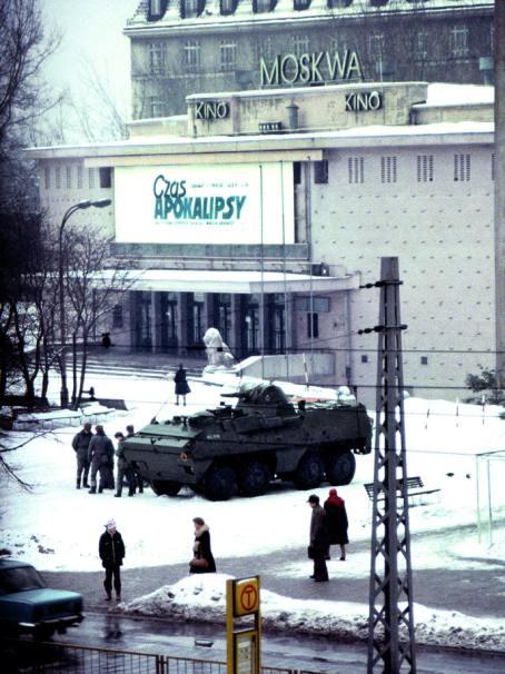 To była niedziela 13 grudnia 1981 roku