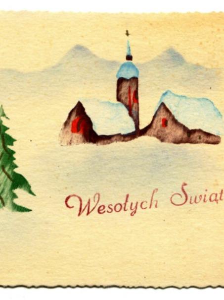 Tak świętowaliśmy Boże Narodzenie pół wieku temu